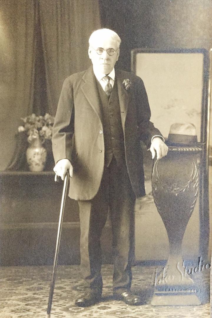 Abraham Inglis