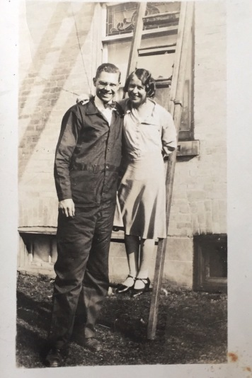 Irving and Jean Kaine Orangeville 1927