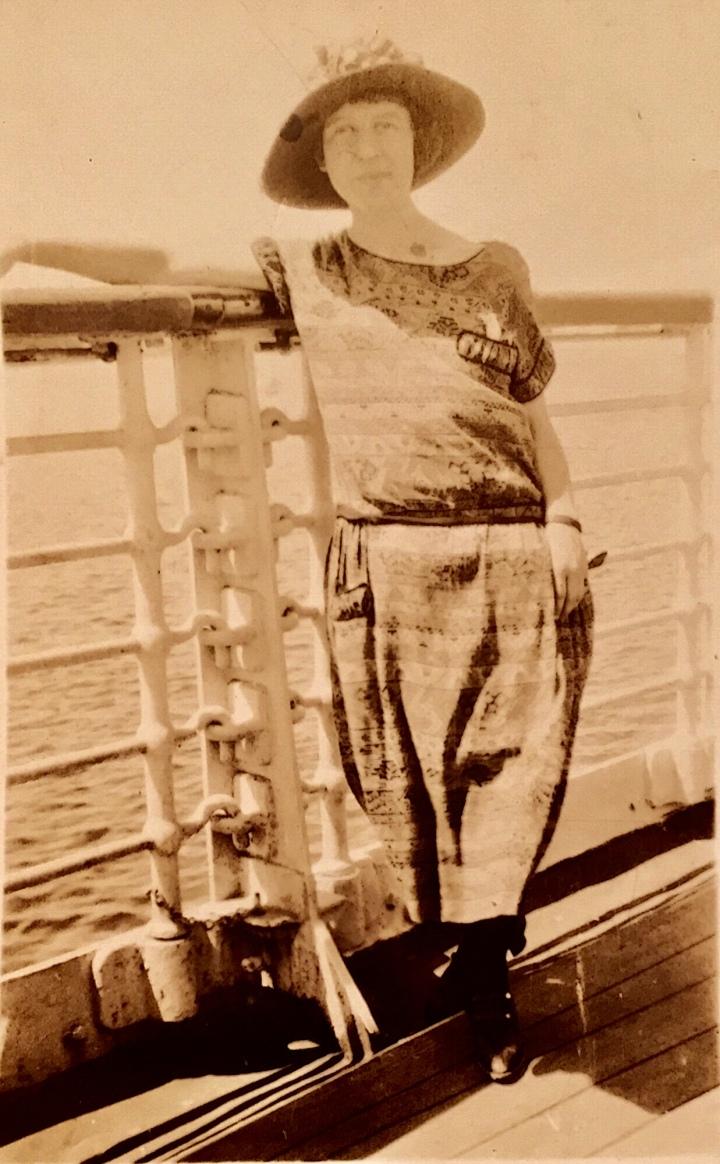 Jean Inglis Bermuda 1920