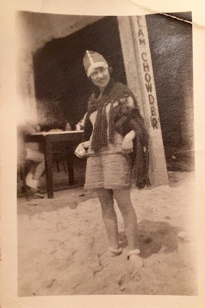 Jean Inglis Coney Island 1920