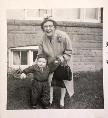 Christopher and Nan 1959