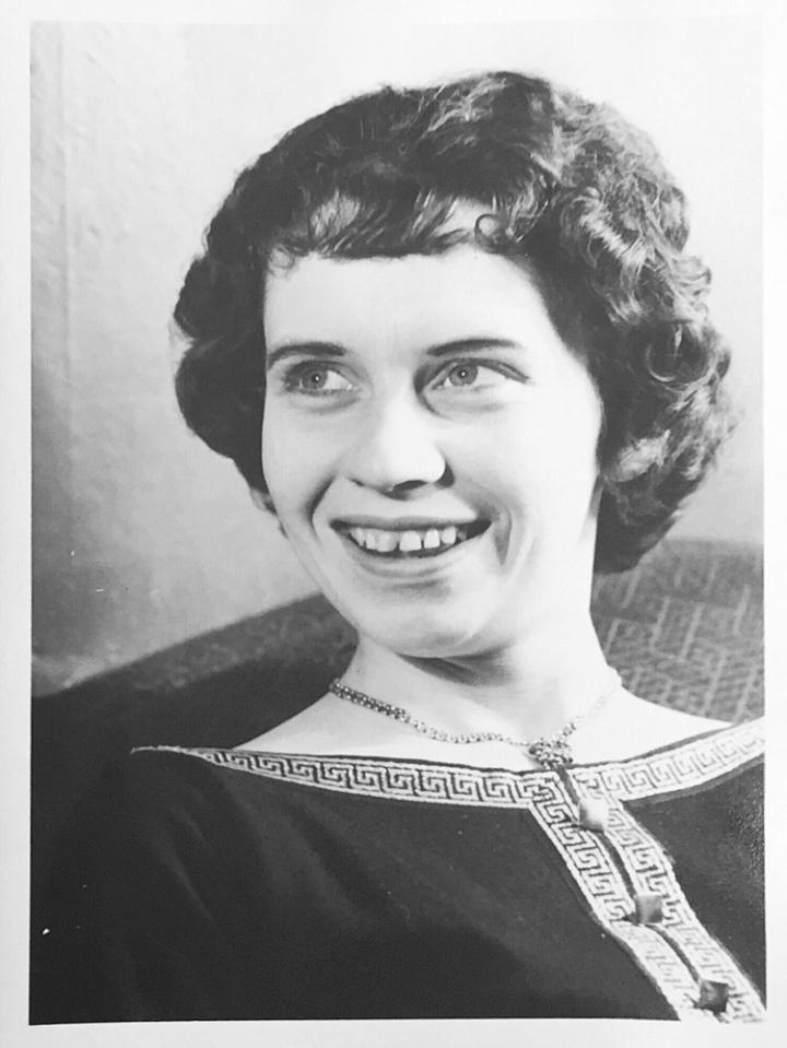 Doris/mum 1959